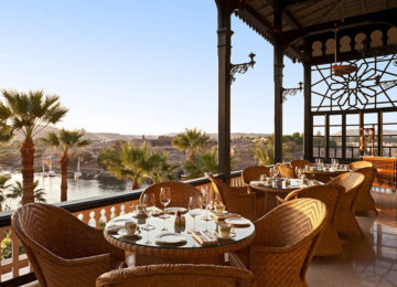 9-Ägypten_Assuan_Luxus_Sofitel-Legend-Old-Cataract_Restaurant©AccorHotels