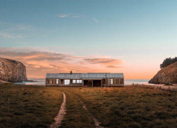 In the middle of nowhere: Annandale Scrubby Bay, luxury beach house