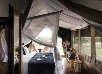 Tanzania, Serengeti National Park, Sanctuary Kichakani Serengeti Camp